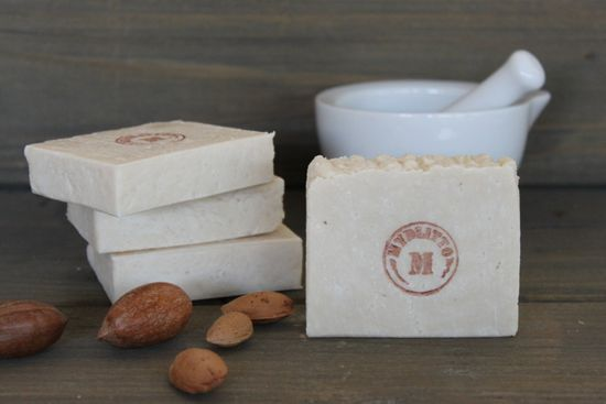 Mydlitto Grekio - mandlové mýdlo