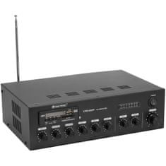 Omnitronic CPE-120P PA, mixážny zosilňovač