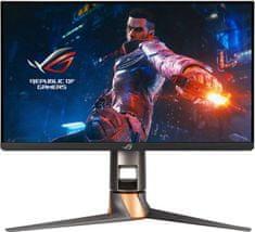 Asus ROG Swift 360Hz PG259QN gaming monitor, 62,23cm (24,5), FHD, IPS, 1ms, G-Sync