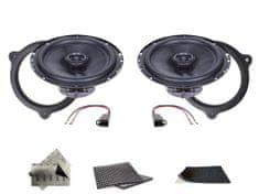 Audio-system SET - zadní reproduktory do Renault Grand Scenic IV (2016-)- Audio System MXC