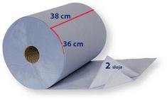 Berner Industrijski papir 36 x 38 cm - 1000 listov