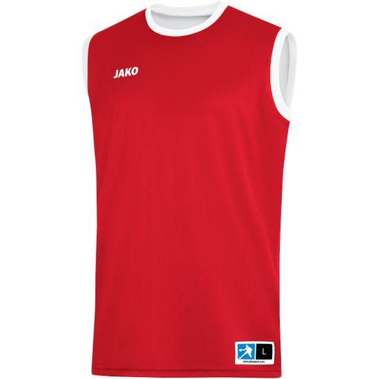 JAKO CHANGE 2.0 oboustranný dres, červená