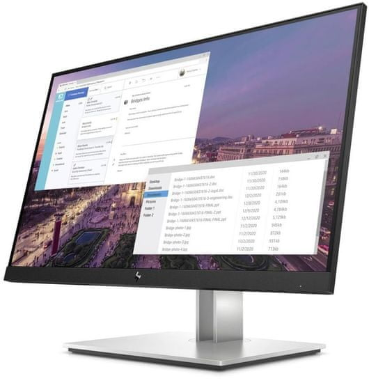 HP monitor biurowy E23 G4 (9VF96AA)