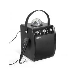 MusicMan Zvočnik Disco z mikrofonom BT-X53