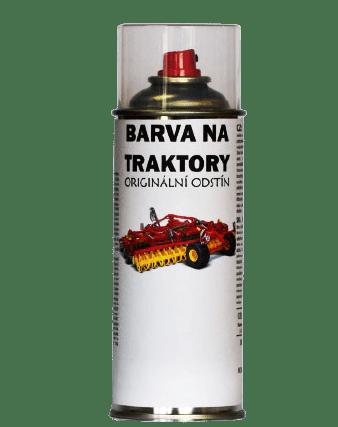 BARVY NA TRAKTORY VADERSTAD 2-K PUR originální barva ve spreji 400ml