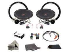 Audio-system SET - kompletní ozvučení do Volkswagen Touareg III (2019-) - UPGRADE 1