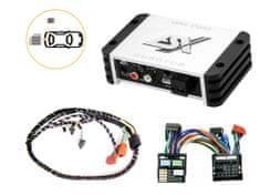 ESX Zesilovač pro jednoduché připojení subwooferu - ESX QM-TWO