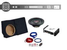 Audio-system SET - subwoofer na míru Volkswagen Amarok (2010-) - Audio System