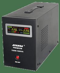 Avansa UPS 700 W - Záložný zdroj