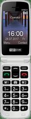 MaxCom Comfort MM824 mobilni telefon, črn - Odprta embalaža