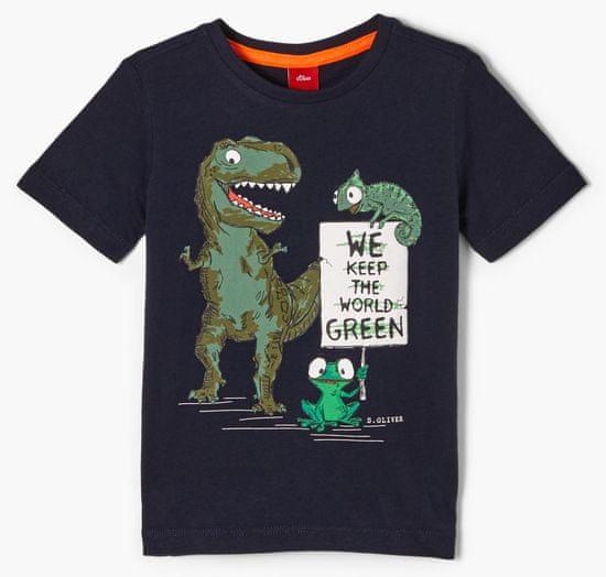 s.Oliver chlapčenské tričko 404.10.102.12.130.2058006