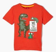 s.Oliver chlapecké tričko 404.10.102.12.130.2058006 92/98 oranžová