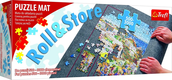 Trefl Podkładka pod puzzle 500-3000 elementów