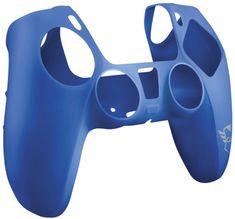 Trust etui GXT 748 Controller Sleeve PS5, blue (24171)