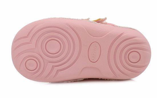 D-D-step C015-822 tenisice za djevojčice, platnene
