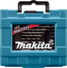 Makita 34-delni set za vrtanje in vijačenje D-36980
