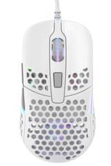 Xtrfy M42 RGB, bílá (M42-RGB-WHITE)