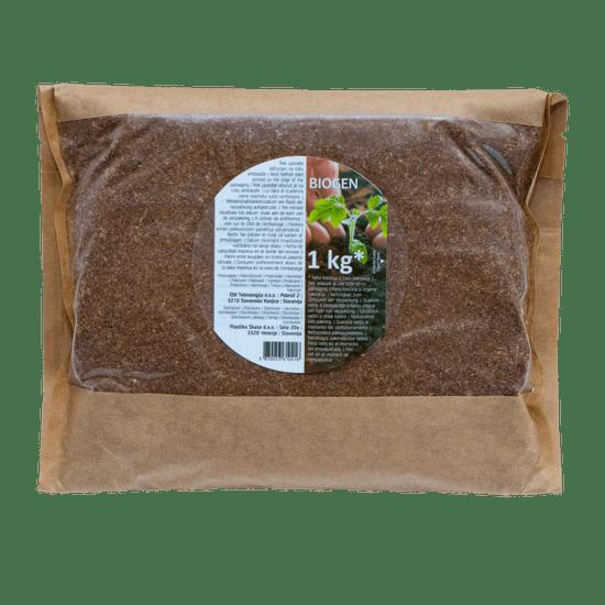Skaza Bokashi Organko posip, biogen za fermentiranje in pripravo kompostne osnove, 1 kg
