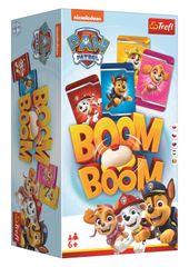 Trefl Boom Boom Mancs őrjárat/Paw Patrol társasjáték