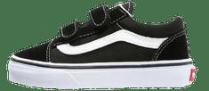 Vans UY Old Skool VN000D3YBLK gyerek sportcipő, 21, fekete