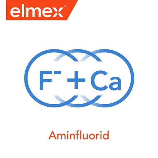 Elmex Bieliace zubná pasta Caries Protection Whitening 75 ml