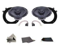 Audio-system SET - zadní reproduktory do Peugeot Expert (2007-2016)- Audio System MXC