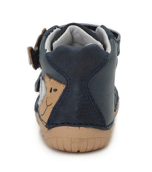 D-D-step 070-933 barefoot fantovski gležnjarji