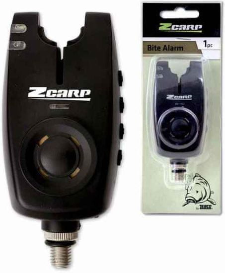 Zebco Elektronický hlásič záberu Zcarp - LED žltá