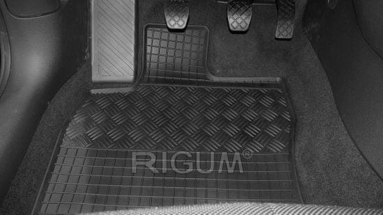 Rigum Gumové koberce Audi Q2 2016-