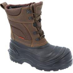 Demar Lovecká zimní obuv YETTI PRO 3851 hnědá, 44