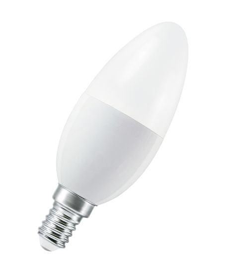 LEDVANCE pametna žarnica SMART+ WiFi Candle Tunable White 40 5 W/2700 6500K E14