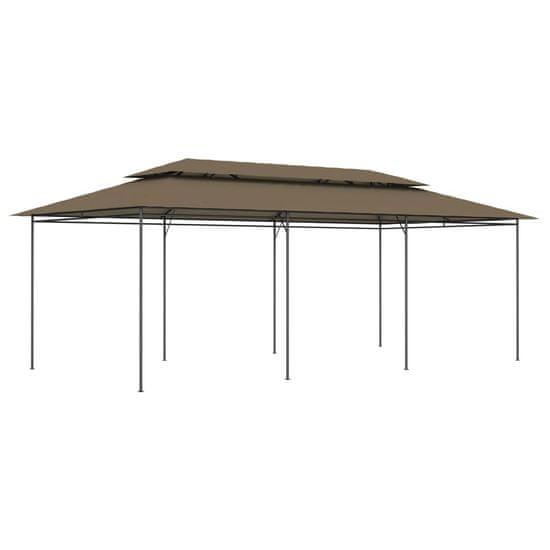 shumee Altana, 600x298x270 cm, taupe, 180 g/m²