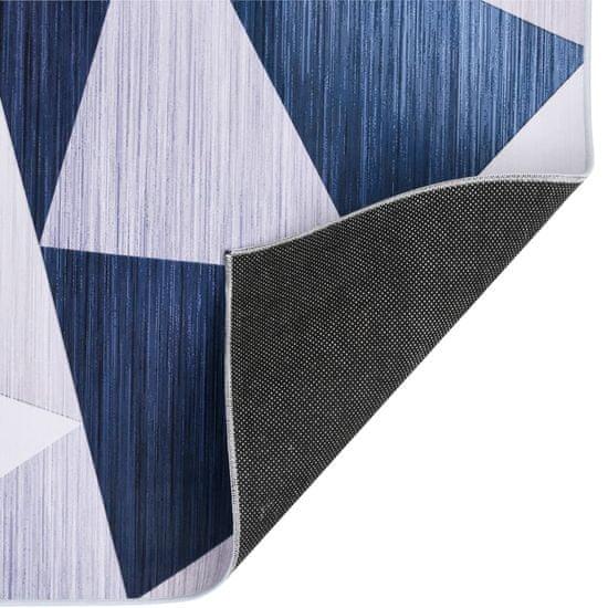 shumee Dywan z nadrukiem, wielokolorowy, 140x200 cm, tkanina