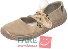 Fare lány barefoot balerina cipő 5362281, bézs, 33