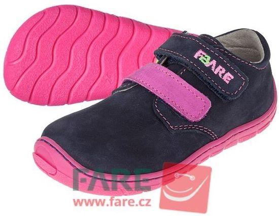 Fare dekliški barefoot teniski 5113251