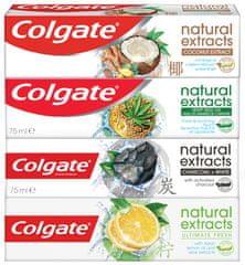Colgate Naturals mix pack 4 x 75 ml