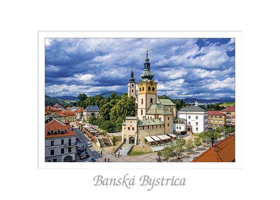 tvorme pohľadnica Banská Bystrica I