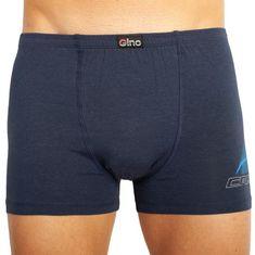 Gino Pánské boxerky modré (73083) - velikost L