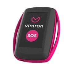 Vimron Personal GPS Tracker NB-IoT, čierna