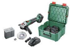 Bosch akumulatorski kotni brusilnik AdvancedGrind 18 (06033D9003)