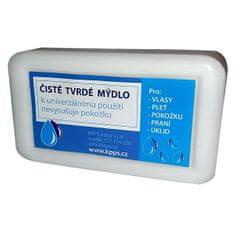 Kappus Čisté tvrdé mýdlo 250 g 9-1290 Bílé