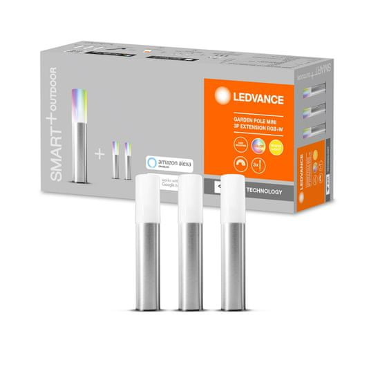 LEDVANCE Smart+ WiFi Garden 3 Pole mini extension svetilka