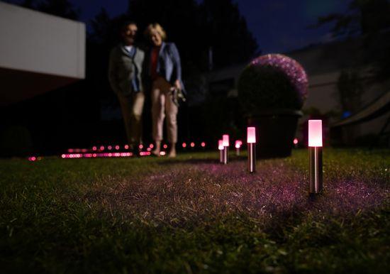 LEDVANCE Smart+ WiFi Garden 5 Pole mini svetilka