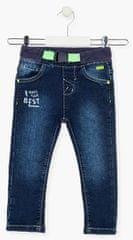 Losan chlapecké džíny 115-6020AL 92 tmavě modrá