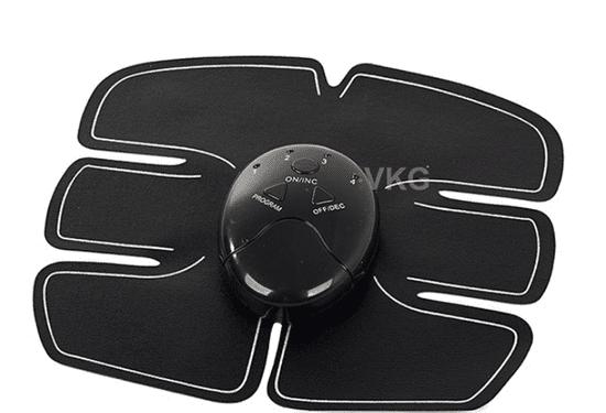 Elektrický posilovač břišních svalů EMS AB-MUSCLE F-947