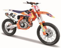 Maisto Red Bull KTM Supercross SX450 1:6