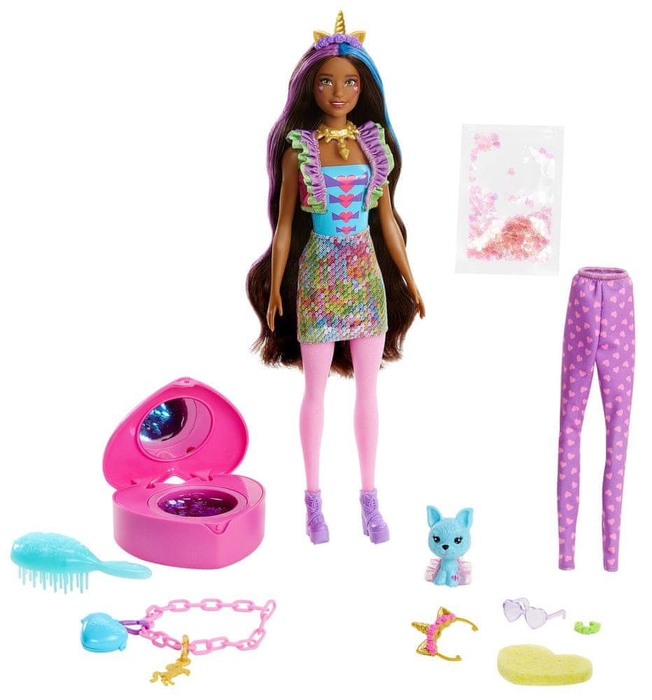 Mattel Barbie Color Reveal Fantasy jednorožec