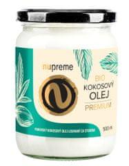 Nupreme Kokosový olej 500ml BIO