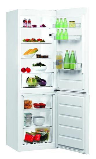 Indesit LI8 S1E W kombinált hűtőszekrény
