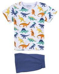 Losan chlapecké pyžamo 115-P002AL 92 bílá